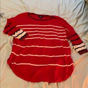 NWOT❣️EXPRESS Striped Sweater